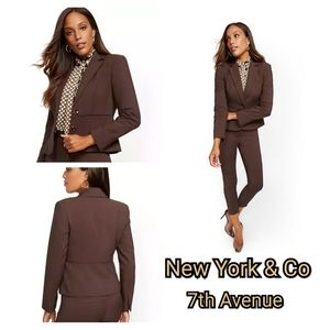 NYCO Two-Button Blazer- ALL-SEASON STRETCH